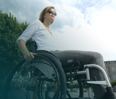 Assessing a wheelchair